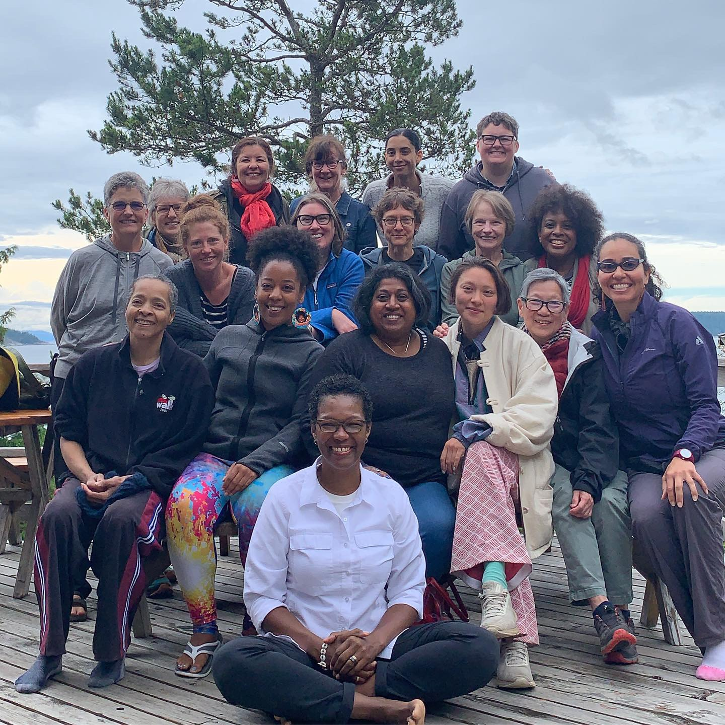 Radical Dharma Summer 2019 Conversation Cohort @ Hollyhock